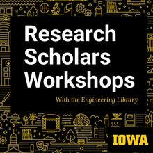Research Scholars Workshop - Thesis Formatting and Submission  promotional image