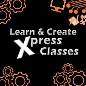 Learn & Create Xpress Class: 2D & Vector Design with CorelDRAW promotional image